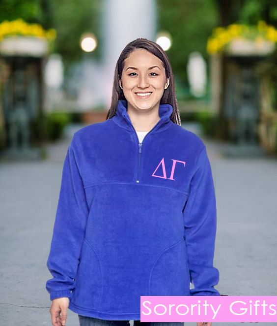 Shop Sorority Gifts and Greek jackets for bid day gifts
