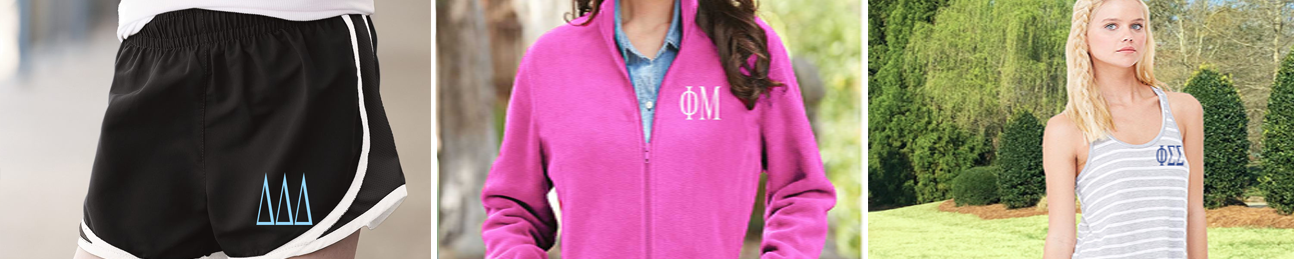 Sorority Clothing & Gifts
