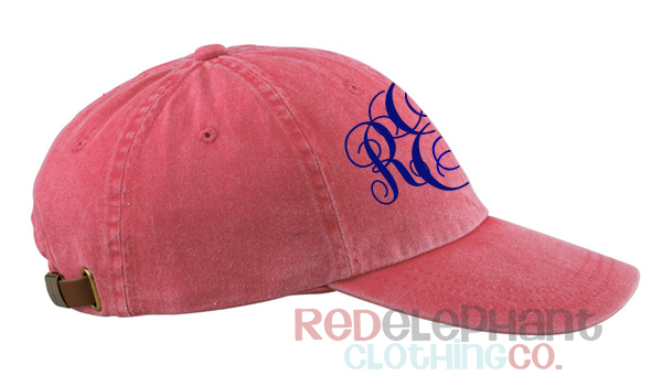 cheap monogrammed baseball caps cap diy monogram hats etsy