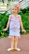Ballet Romper for Girls
