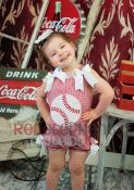 Baseball clothing for Girls