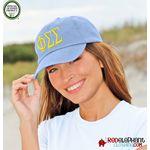 Phi Sigma Sigma hat