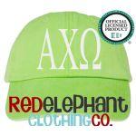 Alpha Chi Omega hat