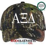 Alpha Xi Delta cap