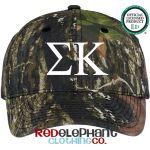 Sigma Kappa cap