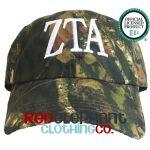 Zeta Tau Alpha cap