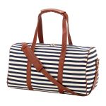 Chandler Stripe Duffel Bag