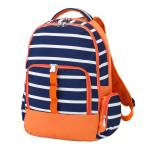 Monogrammed Backpack - Line Up