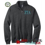 Alpha Phi Zip Sweatshirt