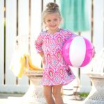 Girls Swimsuit Cover Up