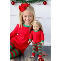 Doll Christmas Pajamas
