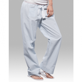 Monogram Seersucker Pants