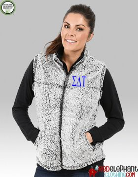 Sigma Delta Tau Sherpa Vest