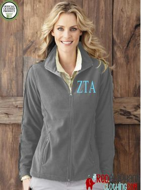Sorority Fleece Jacket