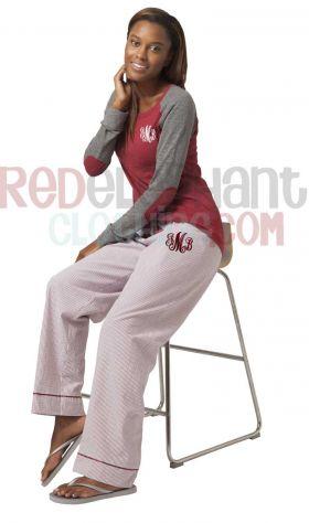 Women's Seersucker Pants