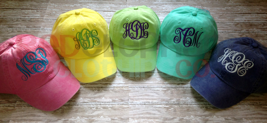 Monogram Baseball Hat for Kids  75490de3ca6
