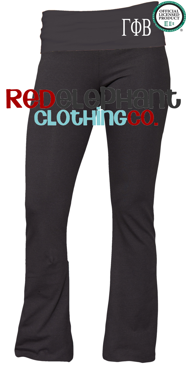 e708f16466 Gamma Phi Beta Yoga Pants