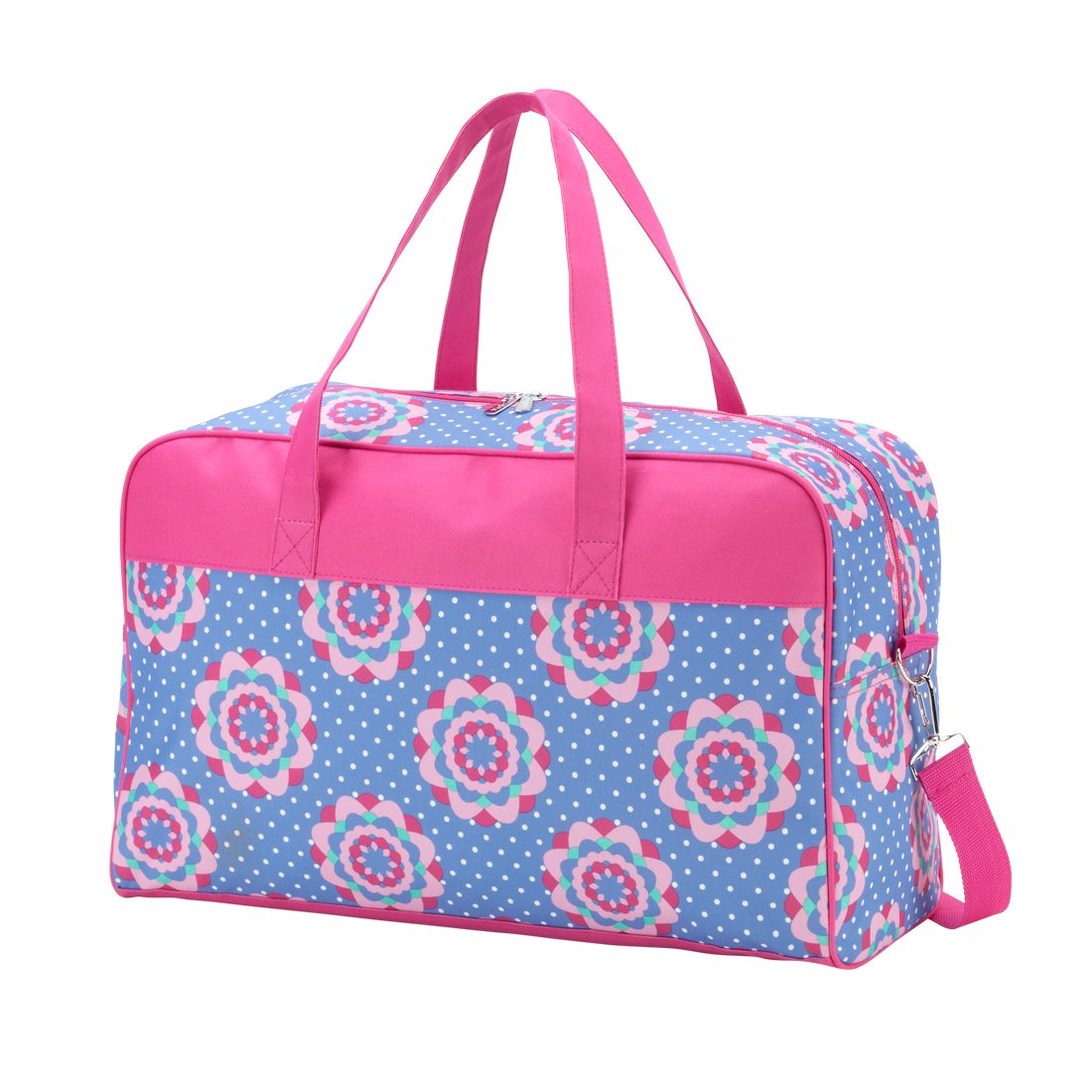 Monogrammed Duffle Bags for Kids  bd2626be1cd5c
