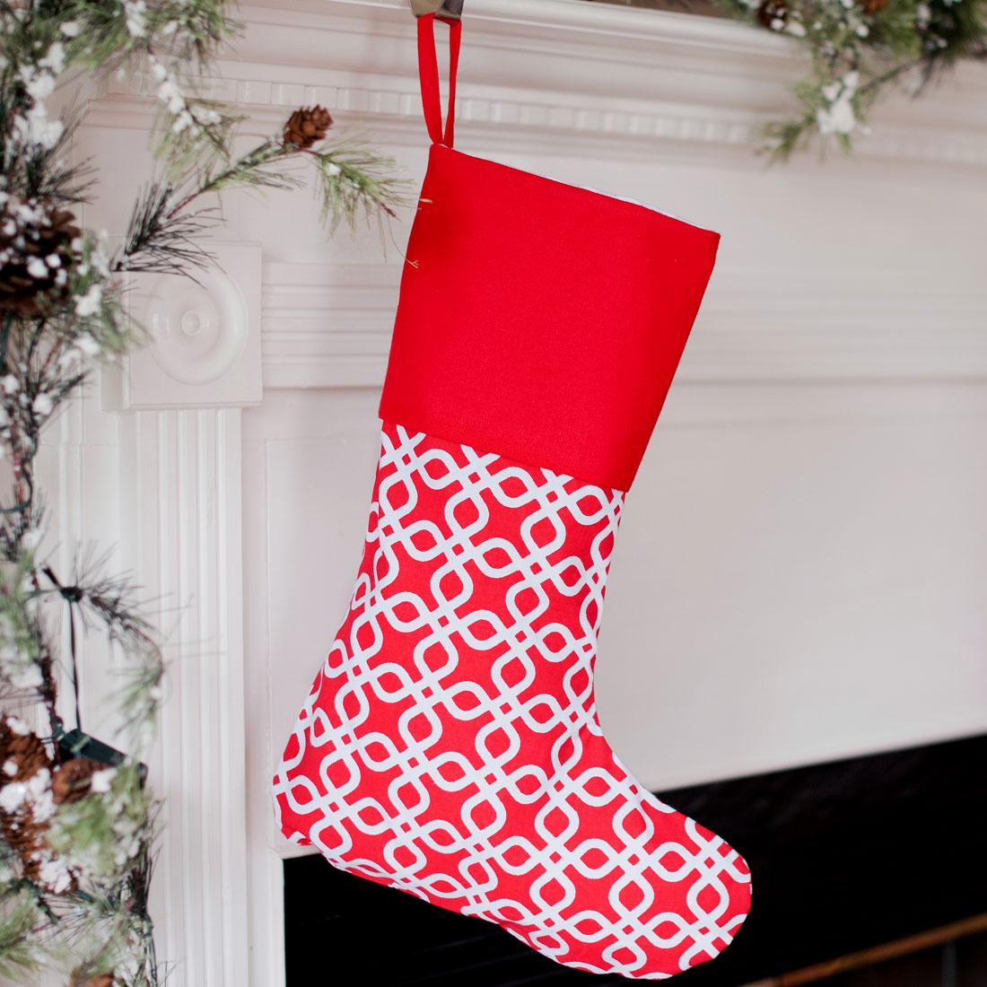 468a55e0a Holiday Christmas Stocking
