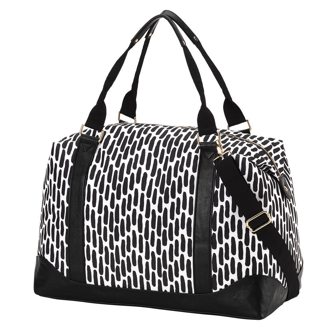 Monogrammed Weekender Bag Caroline