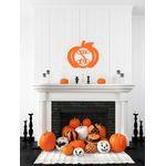Pumpkin Door Sign