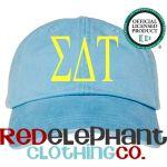 Sigma Delta Tau hat