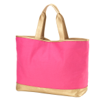 Canvas Tote Bag - Pink