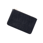 Monogram Clutch - Black