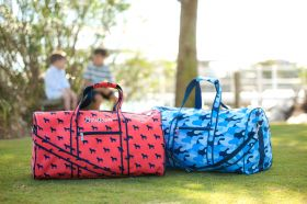 personalized overnight bags