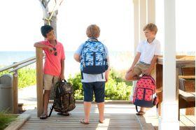 monogrammed backpacks for teenagers