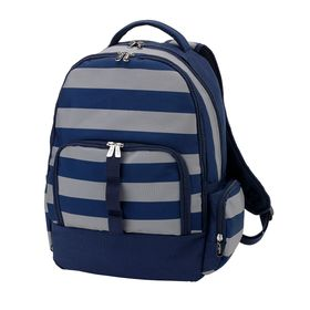 Monogrammed Backpack for Boys