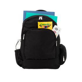 monogrammed bookbags