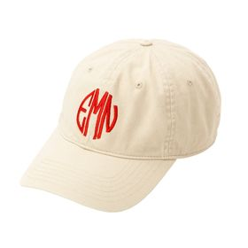 Embroidered Baseball Hat