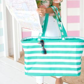 Monogrammed Carry All
