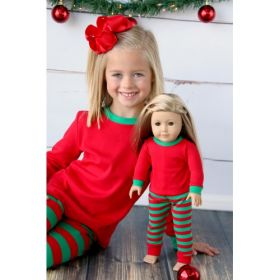 Doll Christmas Pajamas