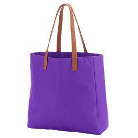 Tailgate Tote - Purple