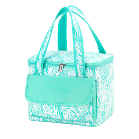 monogrammed cooler tote bag
