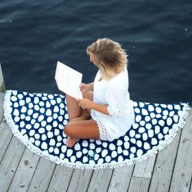 roundie beach towel