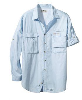 Ice Blue Fishing Shirt