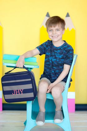 monogrammed lunchboxes for boys