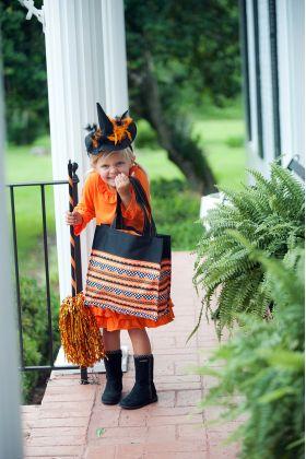 Halloween Candy sack