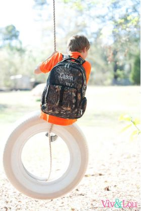 monogrammed backpacks for adults